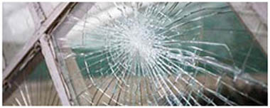Boston Smashed Glass